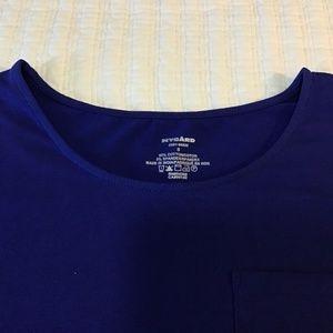 ⭐️2/$15⭐️Nygard Royal Blue Pocket T-Shirt